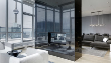 Престижная квартира в центре Торонто