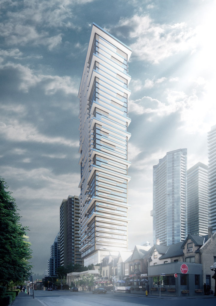 Preconstruction condo in Toronto